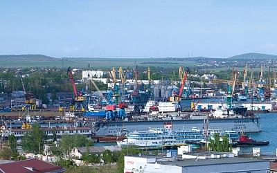 Керченский судоремонтный завод: «Есть на кого равняться
